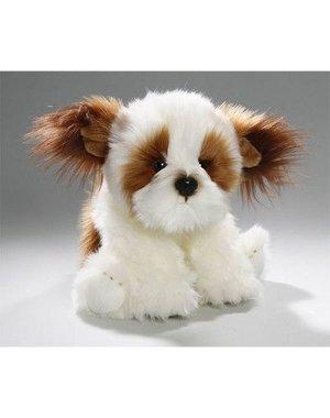 Zittende Shih Tzu Pup 30cm