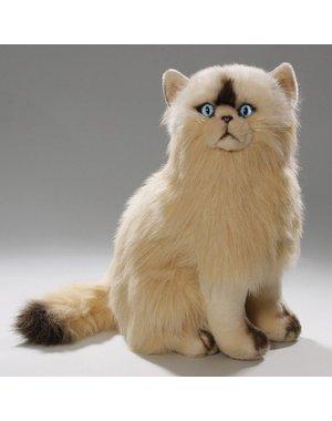 Zittende Perzische Kat 30cm