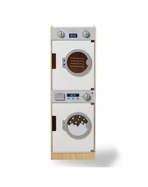 Wasmachine/droger combinatie
