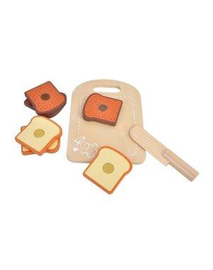 Snijplank met Brood