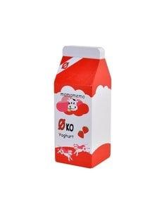 Biologische Aardbeien Yoghurt