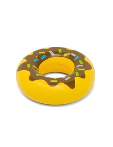 Donut bruin glazuur