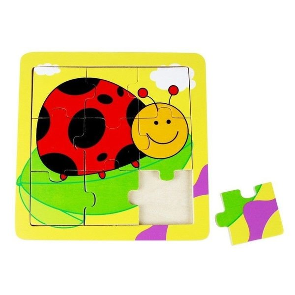 Puzzel Lieveheersbeestje
