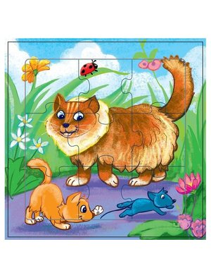 Puzzel Katten