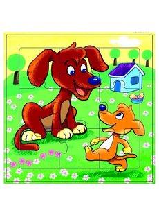 Puzzel Honden