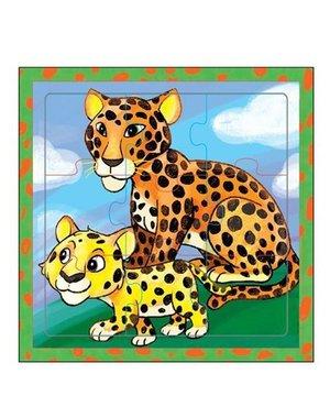Puzzel Luipaarden