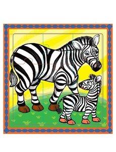 Puzzel Zebra's