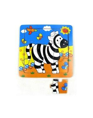 Puzzel Zebra
