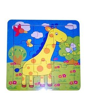 Puzzel Giraffe