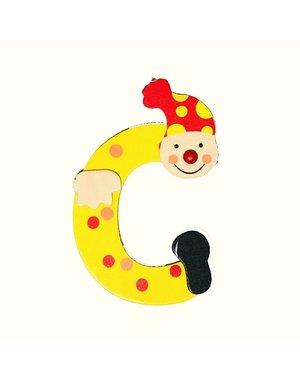 Mamamemo Clown letter C (6 ST)