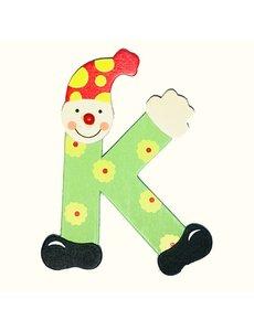 Mamamemo Clown letter K (6 ST)