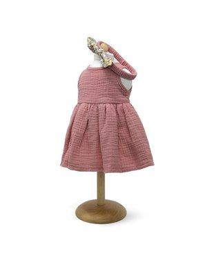Jurkje oud roze 38-41cm