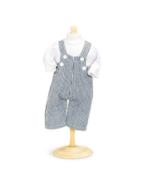 Overall met blouse 33-37 cm