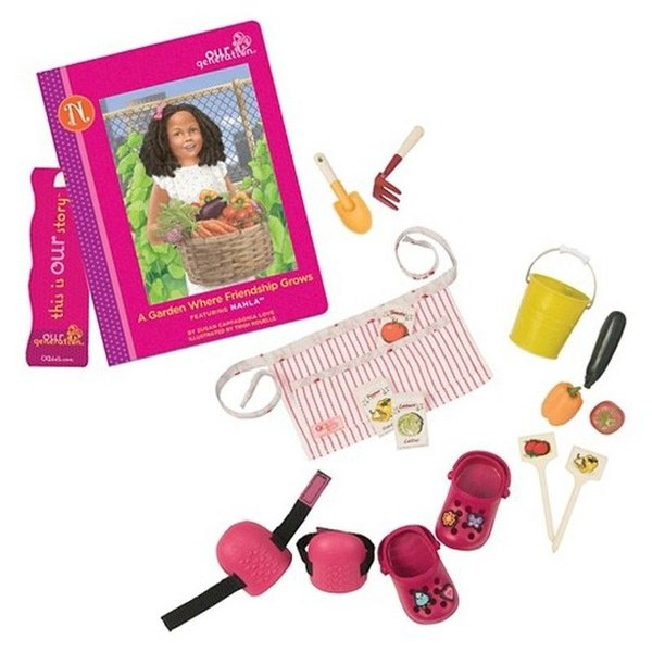 Nahla's Read and Play Set