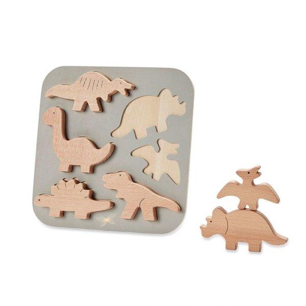 Puzzel / dinosaurus