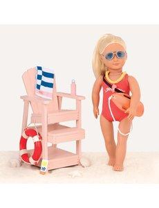 Lifeguard Play Set