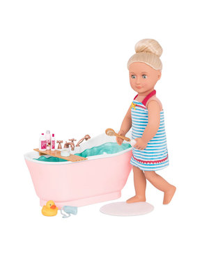 OG Bath and Bubbles Set