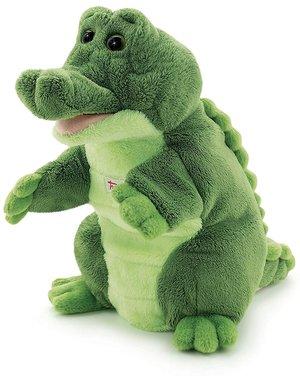 Handpop Krokodil 22cm