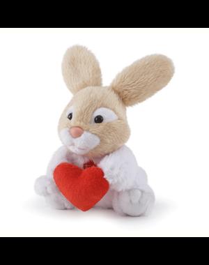 Konijn I love you 12cm (Sweet collection)