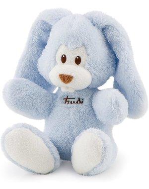Knuffelkonijn Lichtblauw 26cm