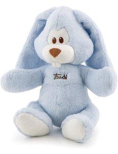 Knuffelkonijn Lichtblauw 36cm