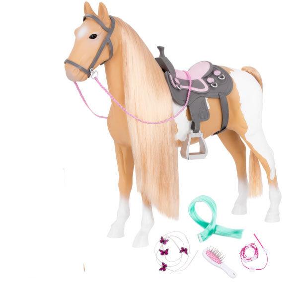 Palomino Paint Horse