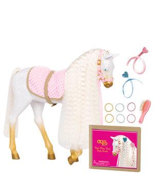 Andalusian Hair Play Foal