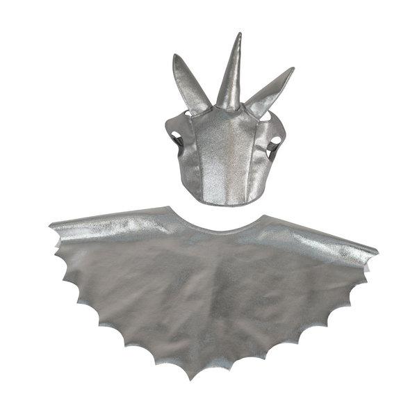 Harnas voor Paardenset, zilver