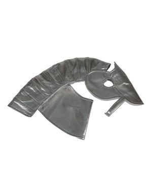 Harnas voor Paard, zilver