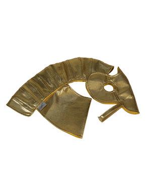 Harnas voor Paard, goud