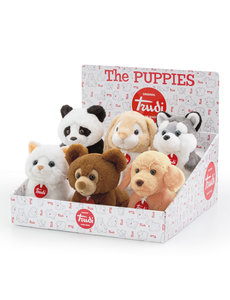 Assortiment The Puppies 8 st.