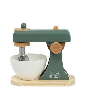 Mixer met accessoires smaragdgroen (verw. 2e helft oktober)