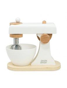 Mixer met accessoires wit (verw. 2e helft okt.)