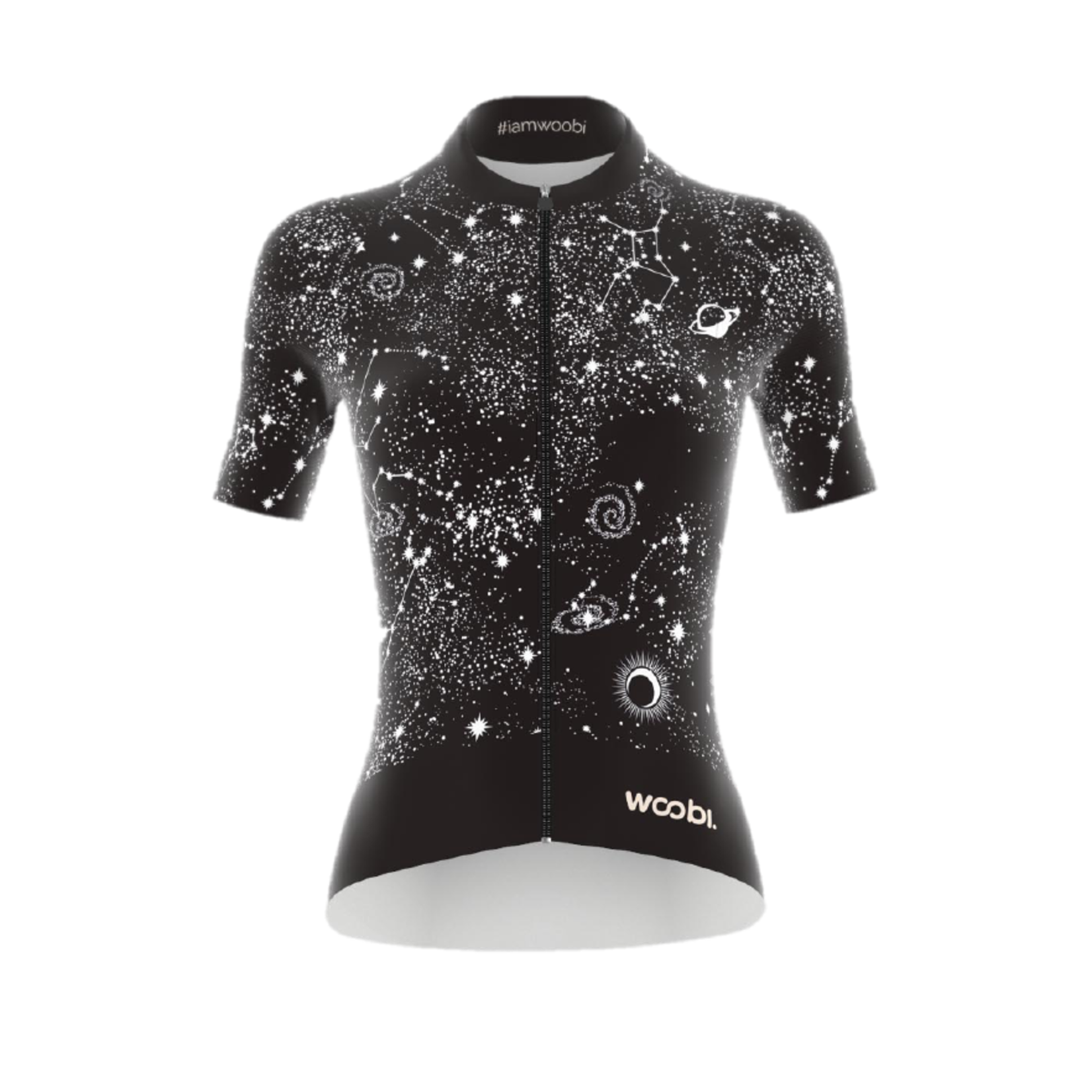 WOOBI-cycling GALAXY jersey korte mouw