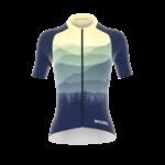 WOOBI-cycling MOUNTAINS jersey