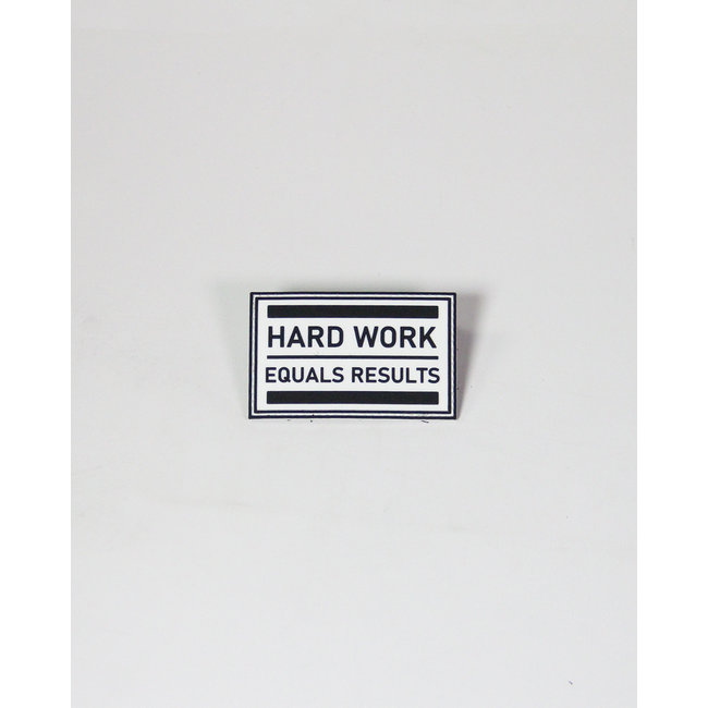Always Prepared Hard Work Equals Results Patch