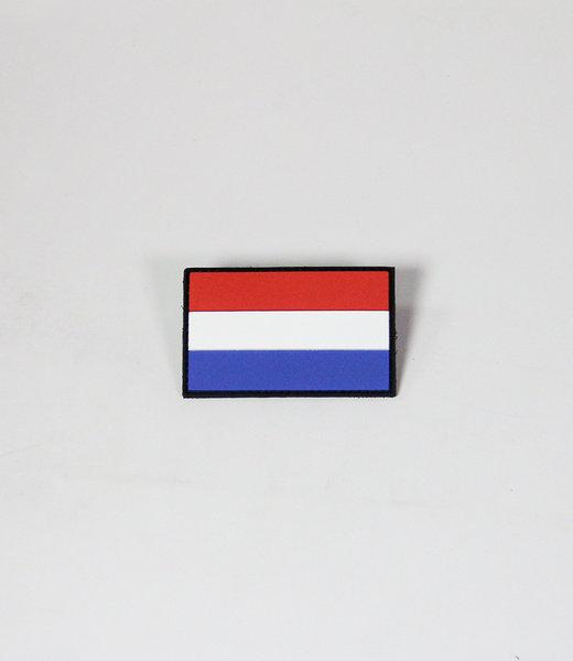 Always Prepared Nederlandse Vlag Patch