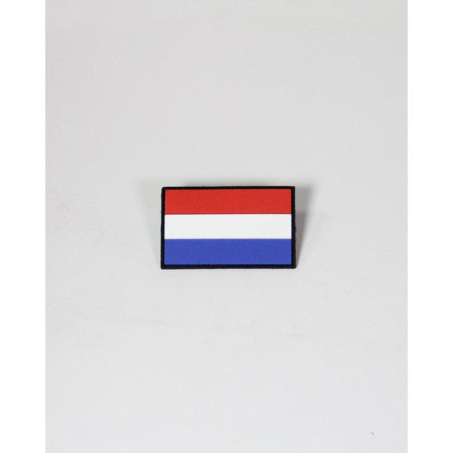 Always Prepared Nederlandse Vlag Patch PVC