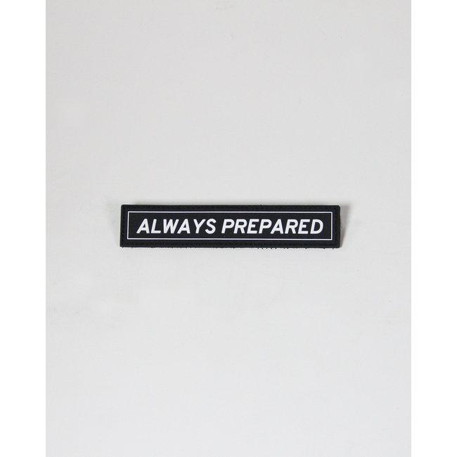 Always Prepared Always Prepared Patch PVC