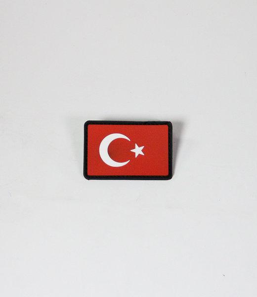Always Prepared Turkse Vlag Patch