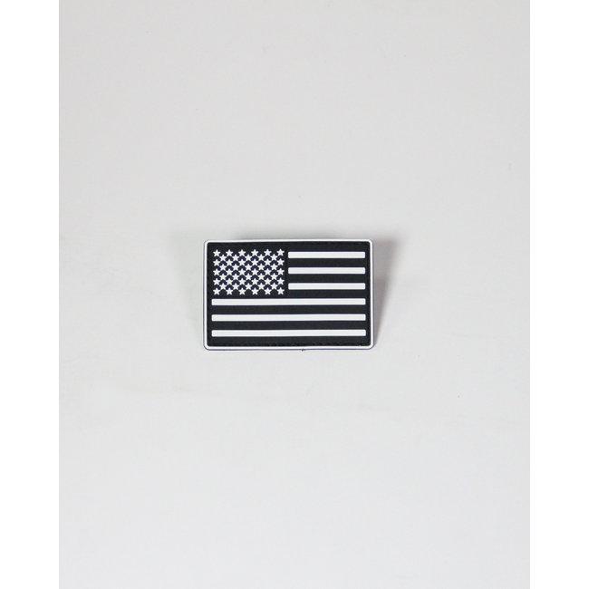 Always Prepared Amerikaanse Vlag Patch PVC