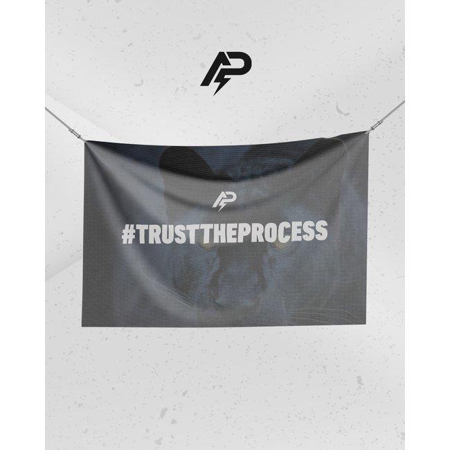 Always Prepared Trust The Process Vlag