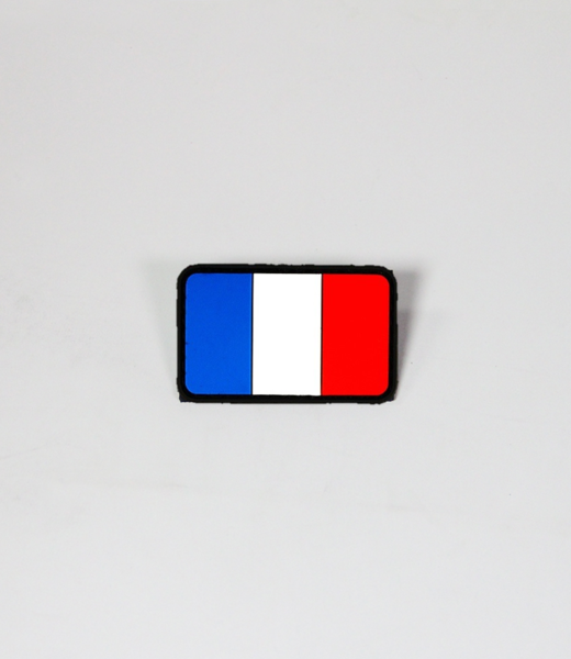 Always Prepared Franse Vlag Patch