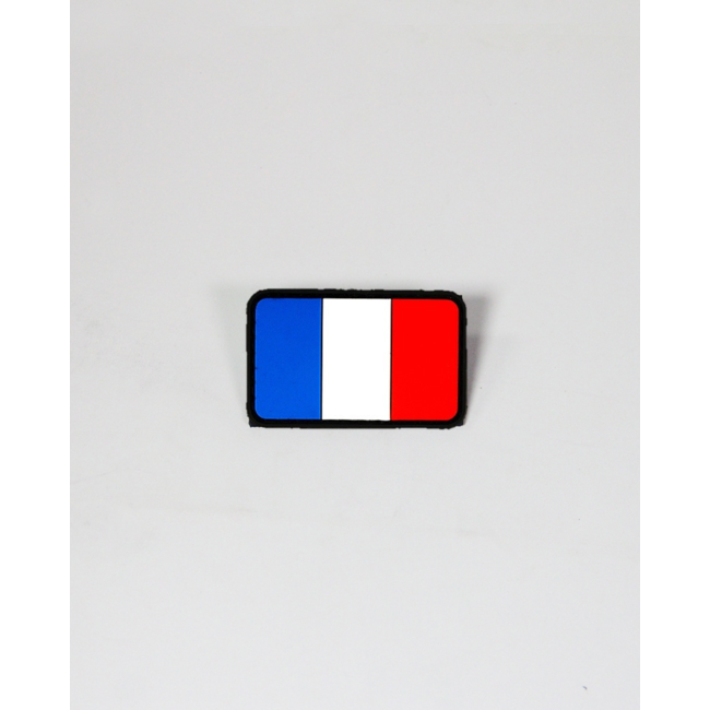 Always Prepared Frans Vlag Patch PVC