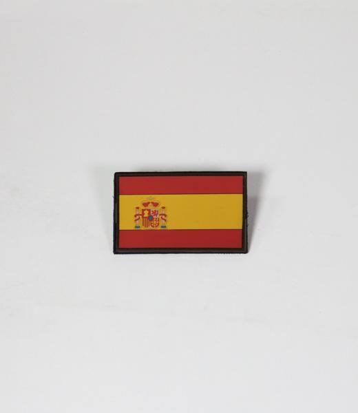 Always Prepared Spaanse Vlag Patch