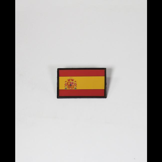 Always Prepared Spaanse Vlag Patch PVC