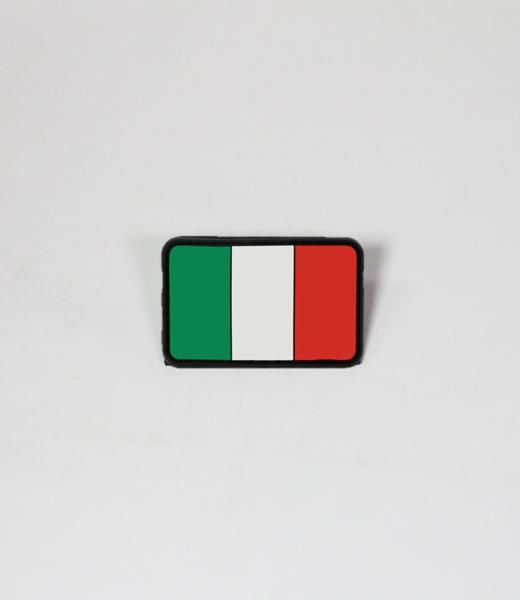 Always Prepared Italiaanse Vlag Patch