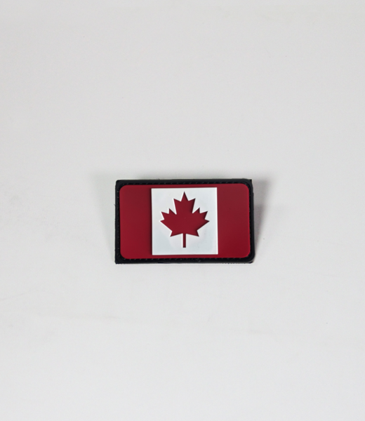 Always Prepared Canadese vlag patch