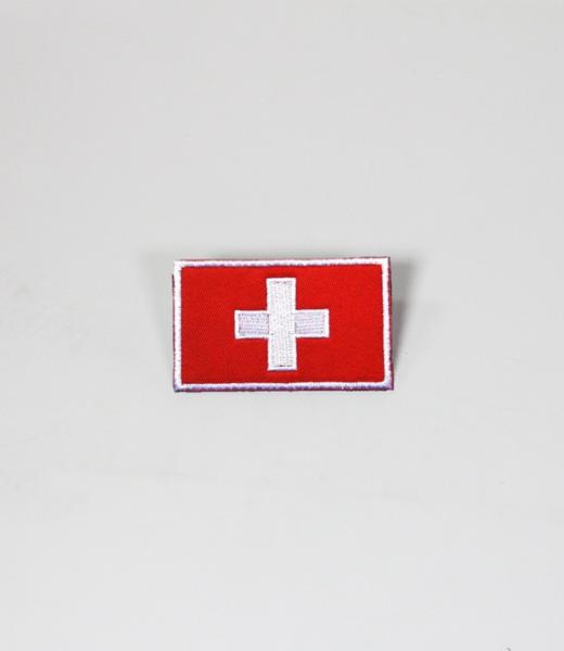 Always Prepared Zwitserland Patch