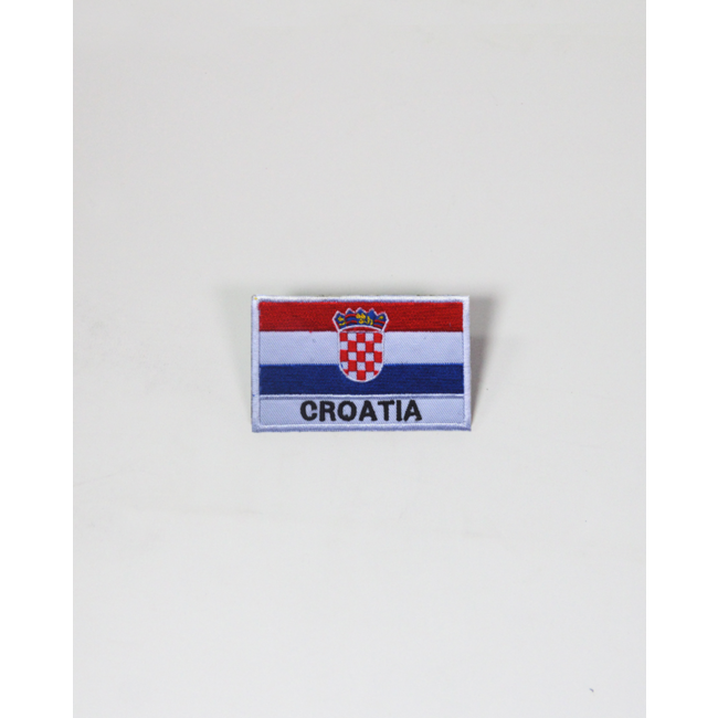 Always Prepared Croatia Flag